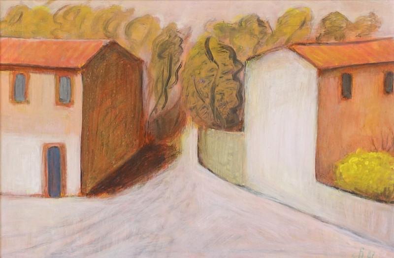 2011      Maison et Olives  -  Hilmar Schäfer - zp
