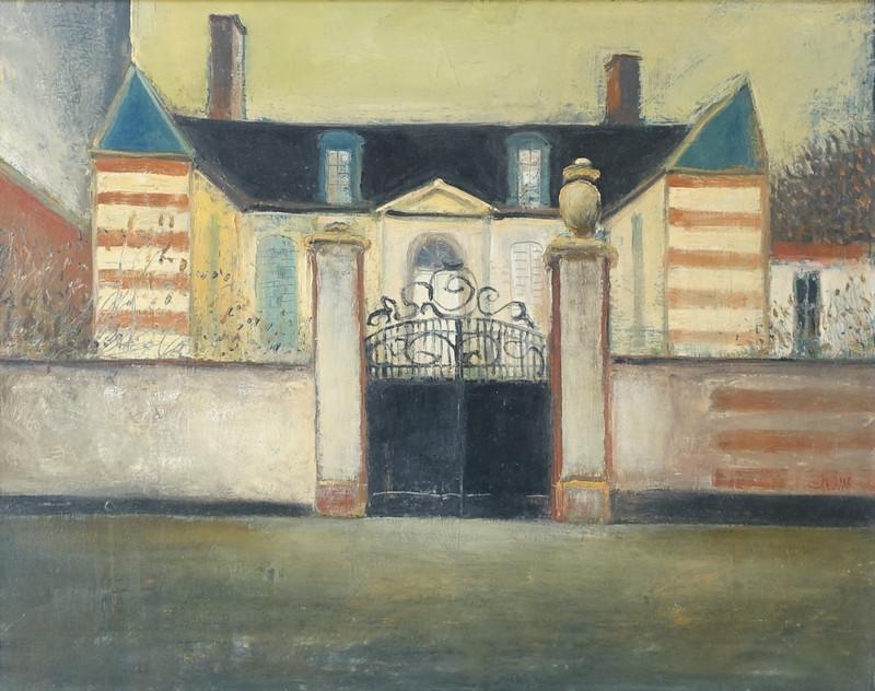 2042      Maison Rayé   -   Hilmar Schäfer - zp