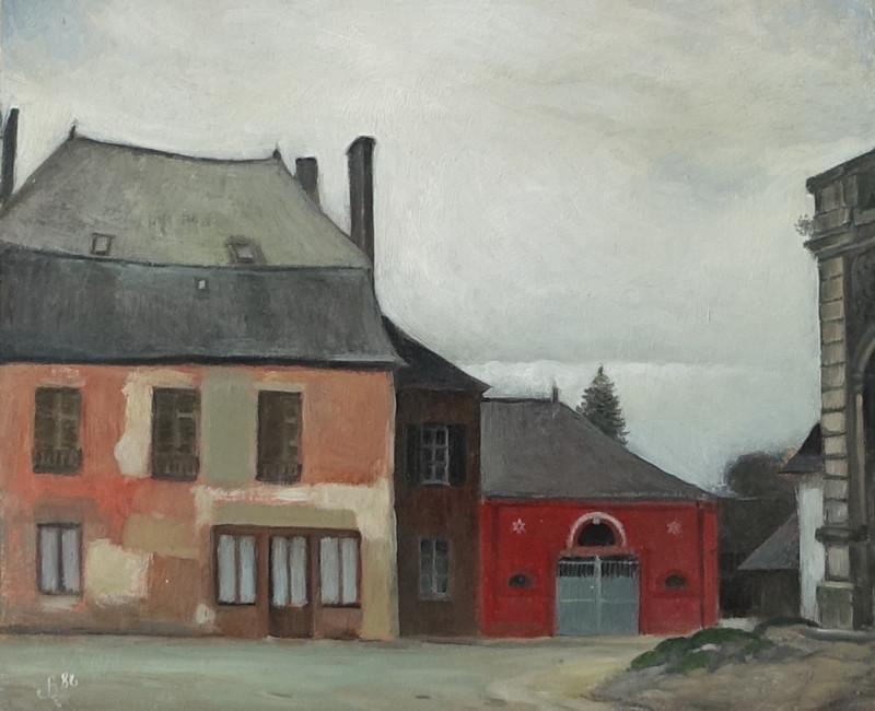 4012      Het Rode Huis (Franse Ardennen)   - Hilmar Schäfer - zl