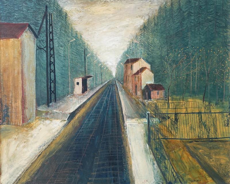 798      Chemin de fer    -    Hilmar Schäfer -  zphl