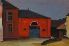 2057      L' Hangar rouge   -  Hilmar Schäfer -  zp