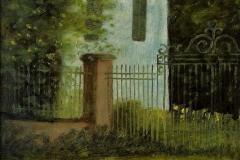 3025      Villa in tuin (Frankrijk)  -  Hilmar Schäfer - zp