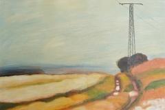 5      Paysage avec pylone téléfhonique   -   Hilmar Schäfer - zp