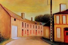 (G 116)  540   Rue    -   Hilmar Schäfer