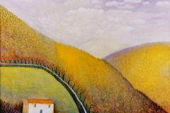 (G 257)   485    Paysage    -   Hilmar Schäfer