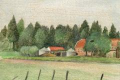 1032       Boerderij achter het Bos    -   Hilmar Schäfer - zp