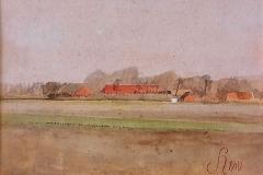 2098       Landschap   -  Hilmar Schäfer  - zp