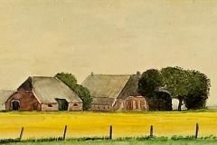 3000     Boerderij bij Gieterveen (Groningen)   van Hilmar Schäfer, ZP