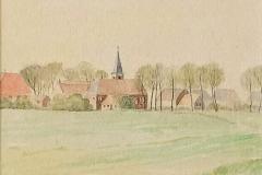 3001      Kerkje Annerveensche kanaal (Drenthe)   -   Hilmar Schäfer - zp