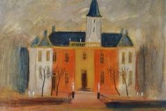 782      Achterkant Fraeylemaborg (Slochteren - Groningen)   -    Hilmar Schäfer - zp