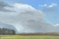 2082        Wolkenstudie Friese Wouden (Friesland)   -   Hilmar Schäfer - zp