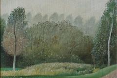 3050         In het park (Hoogezand)    -    Hilmar Schäfer - zp