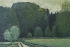 4032         Veldweg langs het bos   -   Hilmar Schäfer - zp