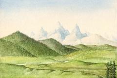 4052   -   Berglandschap  -  Hilmar Schäfer - zp