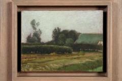 Huis met groen dak  -  Hilmar Schäfer - mhl