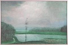 Landschap 20  -  Hilmar Schäfer - mhl