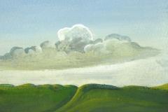 Spielerei 39   Wolkenlucht   -   Hilmar Schäfer - zp