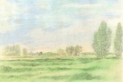Spielerei 90  Landschap   -  Hilmar Schäfer