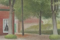 4022         Boerderij bij Delft (Zuid Holland)   -   Hilmar Schäfer -  zl