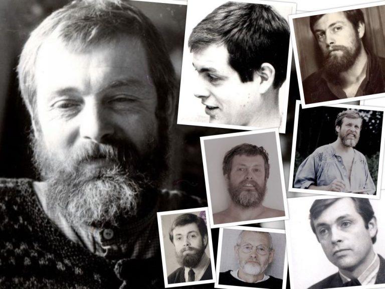 Portretten van Hilmar Schäfer door de jaren heen