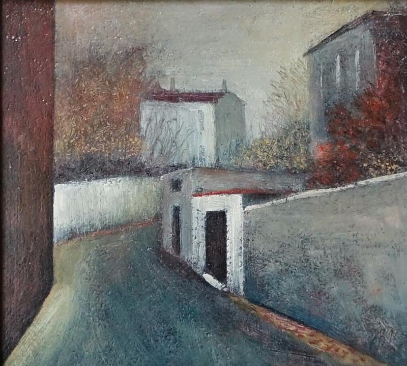 738 Ruelle (Steeg) van Hilmar Schäfer zonder houten lijst